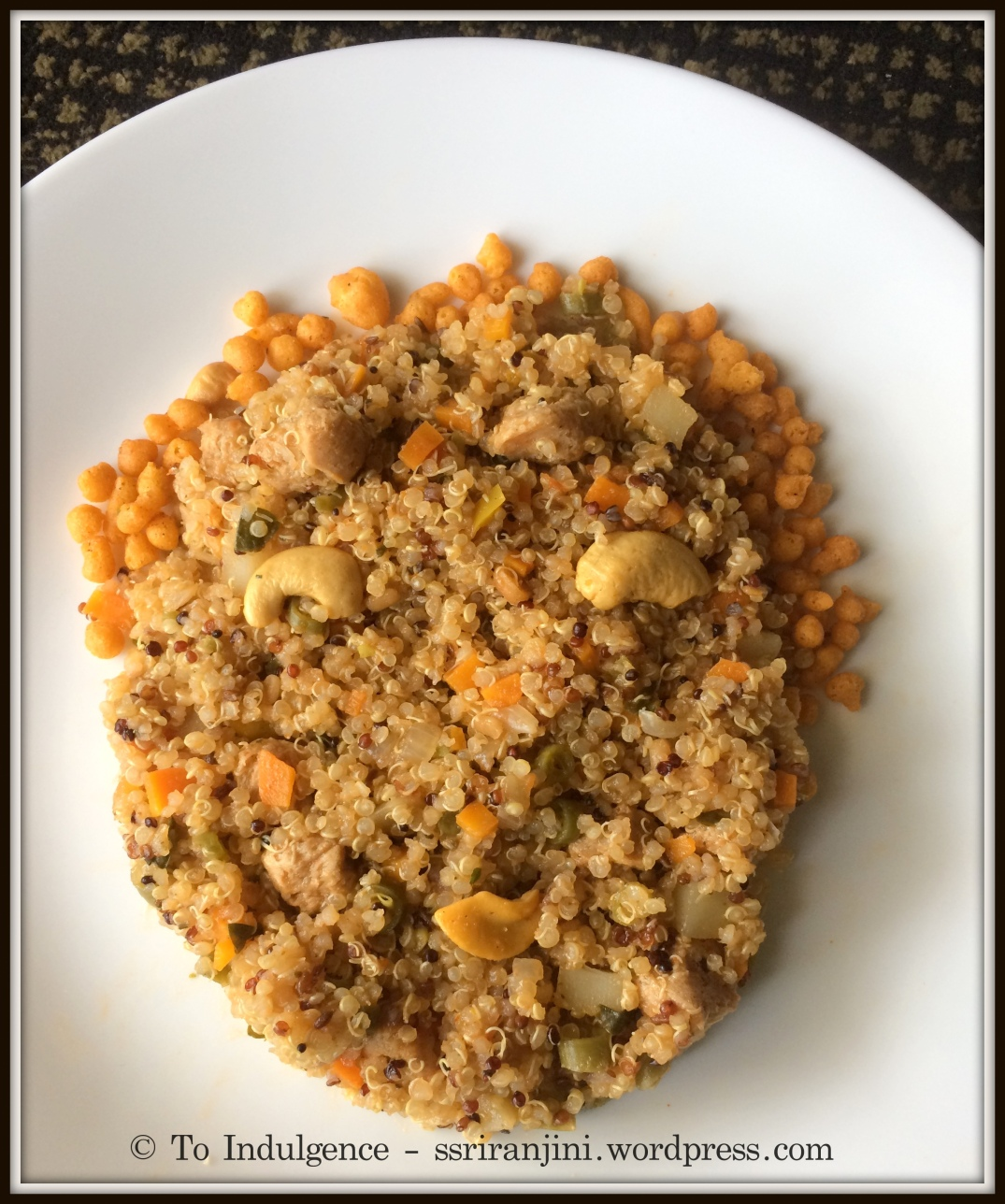 quinoa_topped with boondi